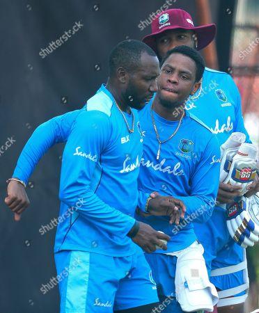 Editorial image of West Indies Cricket, Hyderabad, India - 05 Dec 2019
