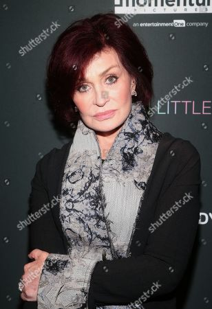 Stock Picture of Sharon Osbourne