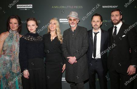 Juliette Lewis, Odessa Young, Sam Taylor-Johnson, Billy Bob Thornton, Giovanni Ribsi, Aaron Taylor-Johnson