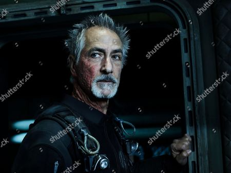 Stock Picture of David Strathairn as Commander Klaes Ashford
