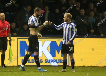 Editorial photo of Sheffield Wednesday v Brentford, EFL Sky Bet Championship, Football, Hillsborough Stadium, Sheffield, UK - 07 Dec 2019