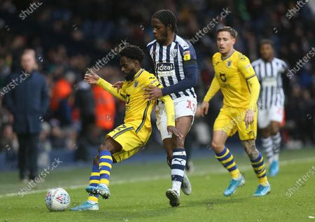 Editorial image of West Bromwich Albion v Swansea City, EFL Sky Bet Championship, Football, The Hawthorns, West Bromwich, UK - 08 Dec 2019
