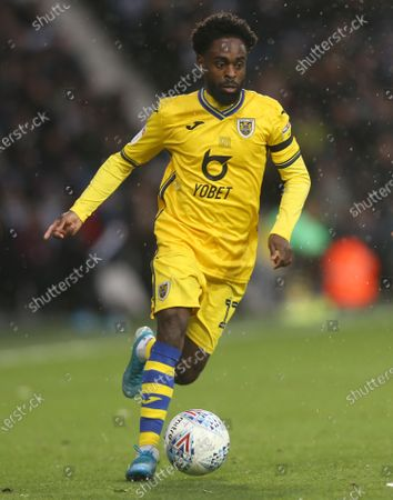 Nathan Dyer of Swansea City