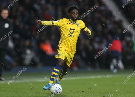 Stock Image of Nathan Dyer of Swansea City