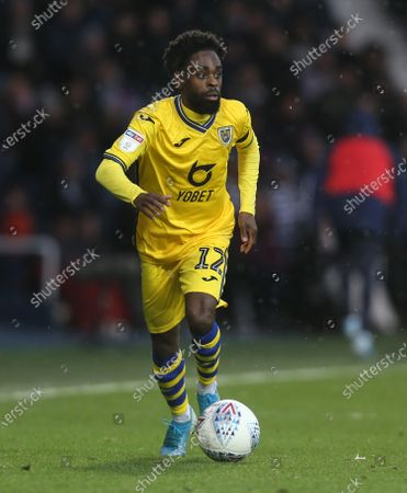 Stock Photo of Nathan Dyer of Swansea City