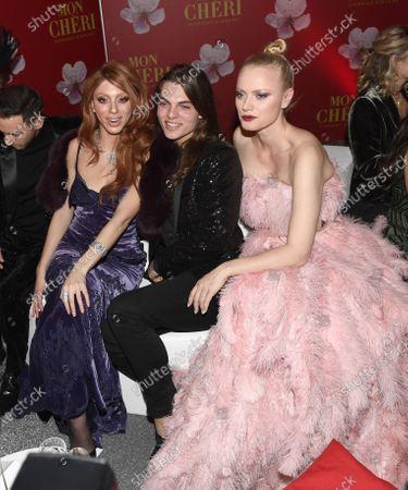 Editorial picture of Mon Cheri Barbara Tag Gala, Munich, Germany - 04 Dec 2019