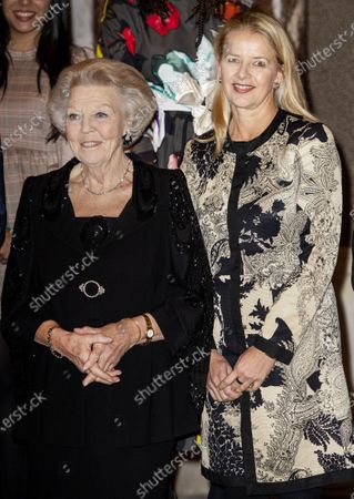 Stock Image of Princess Beatrix and Princess Mabel