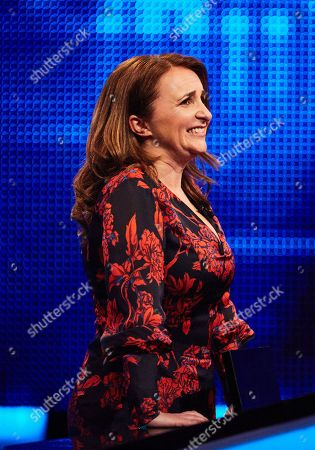 Lucy Porter facing The Chaser