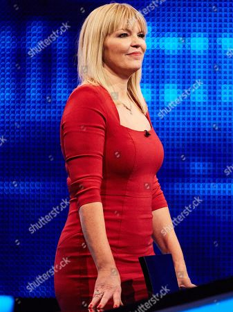 Kate Thornton facing The Chaser