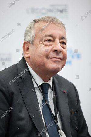 Stock Photo of Antoine Frerot, President Director General of Veolia