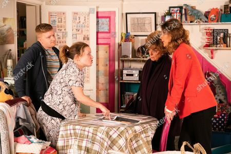 Editorial photo of 'Coronation Street' TV Show UK - 2019
