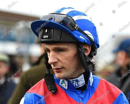 Jockey James Best during Horse Racing at Wincanton Racecourse on 5th December 2019