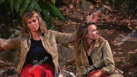 Leadership - Kate Garraway and Nadine Coyle