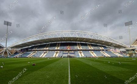 7th December 2019, John Smith's Stadium, Huddersfield, England; Sky Bet Championship, Huddersfield Town v Leeds United : General view John Smith Stadium Huddersfield.Credit: Dean Williams/News Images