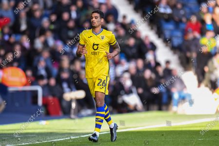 8th December 2019, The Hawthorns, West Bromwich, England; Sky Bet Championship, West Bromwich Albion v Swansea City : Kyle Naughton (26) of Swansea City Credit: Gareth Dalley/News Images