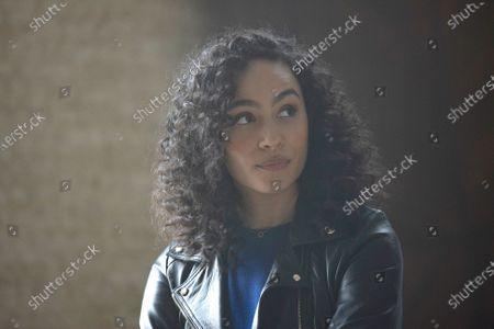 Aurora Perrineau as Dani Powell