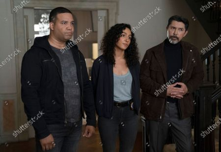 Editorial image of 'Prodigal Son' TV Show Season 1 - 2019
