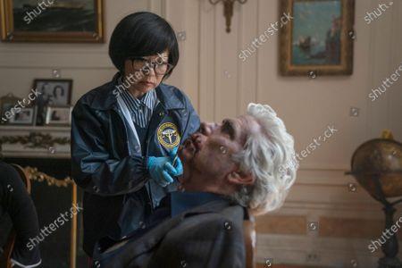 Keiko Agena as Dr. Edrisa Tanaka