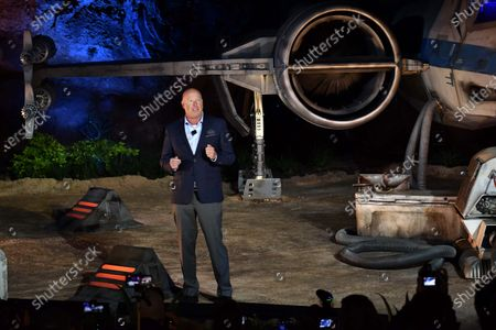 Bob Chapek, Chairman of Disney Parks