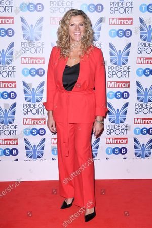 Stock Picture of Sally Gunnell
