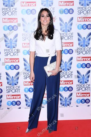 Editorial picture of The Mirror Pride of Sport Awards, London, UK - 05 Dec 2019
