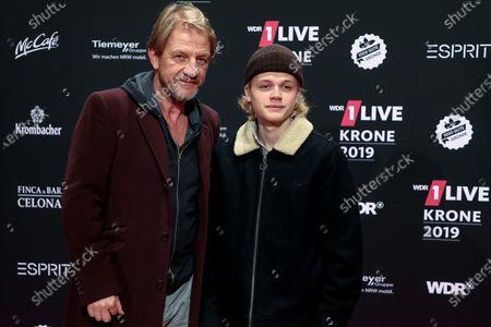 Editorial image of Einslive Radio Award 2019, Bochum, Germany - 05 Dec 2019