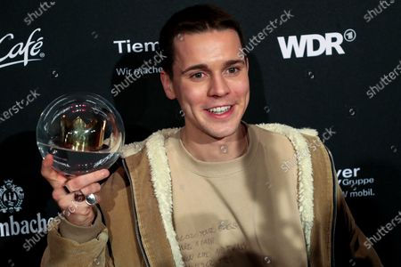 Editorial picture of Einslive Radio Award 2019, Bochum, Germany - 05 Dec 2019
