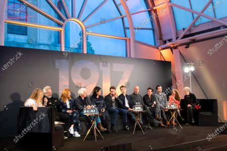 Editorial picture of '1917' film press conference at the Imperial War Museum, London, UK - 05 Dec 2019