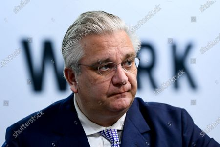 Prince Laurent visits the Agribex agricultural expo