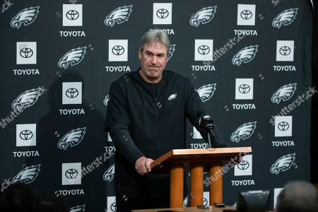 Editorial photo of Eagles Football, Philadelphia, USA - 05 Dec 2019