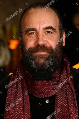 Rory McCann poses for photographers upon arrival at the premiere of the film 'Jumanji The Next Level', in central London