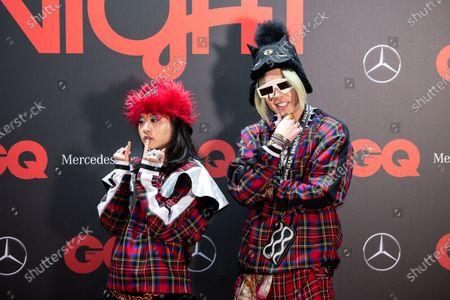 Editorial picture of GQ NIGHT, Seoul, South Korea - 05 Dec 2019
