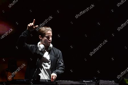 Norwegian DJ Kygo performs on stage during the Avicii Tribute Concert For Mental Health Awareness at the Friends Arena in Stockholm, Sweden, 05 December 2019. Swedish musician, DJ, remixer and record producer Avicii (Tim Bergling) died at the age of 28 in Muscat, Oman on 20 April 2018.