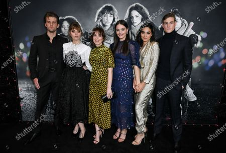 Stock Picture of Ben Black, Imogen Poots, Sophia Takal, Lily Donoghue, Brittany O'Grady and Simon Mead