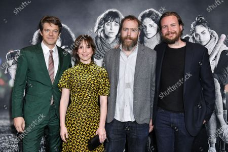 Editorial picture of 'Black Christmas' film screening, Arrivals, Regal L.A. LIVE, Los Angeles, USA - 05 Dec 2019