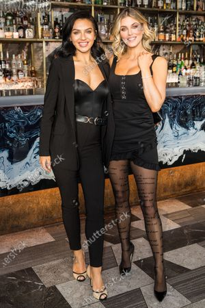 Alexandra Cane and Ashley James