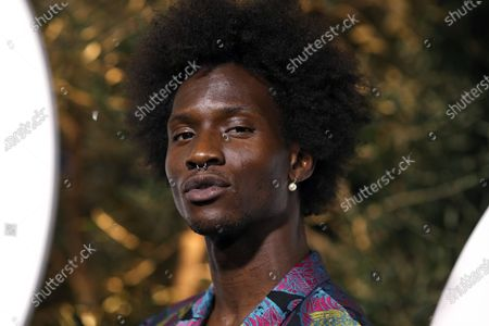 Stock Picture of Adonis Bosso