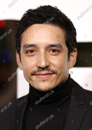 Stock Image of Gabriel Luna