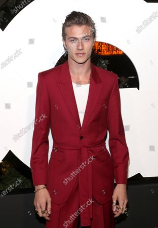 Editorial picture of GQ Men of the Year Celebration, Arrivals, The West Hollywood EDITION Hotel, Los Angeles, USA - 05 Dec 2019