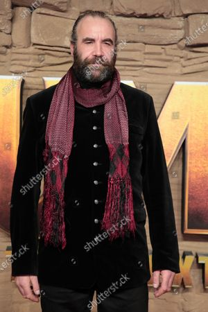 Stock Image of Rory McCann