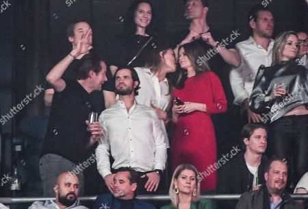 Prince Carl Philip and Princess Sofia at the Avicii Tribute Concert for Mental Health Awareness
