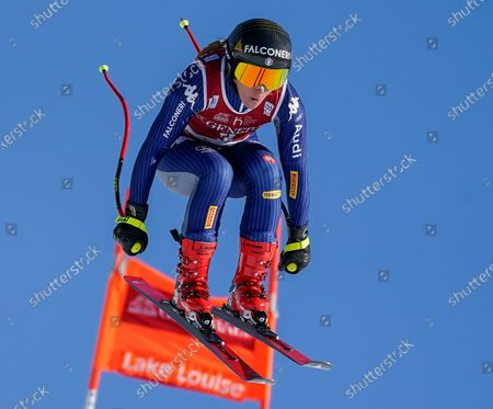 Editorial image of FIS Alpine Skiing World Cup in Lake Louise, Canada - 05 Dec 2019