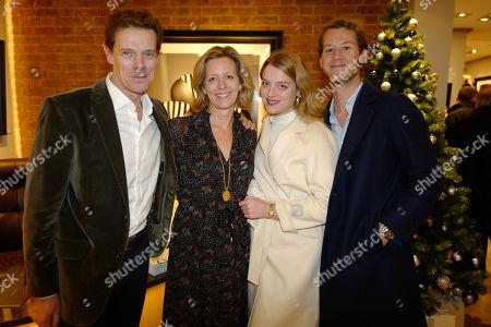 Editorial picture of John Swannell exhibition, Clarendon Fine Arts, London, UK - 05 Dec 2019
