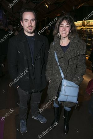 Editorial image of 'Ravens' party, After Party, London, UK - 05 Dec 2019