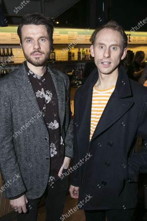 Editorial picture of 'Ravens' party, After Party, London, UK - 05 Dec 2019