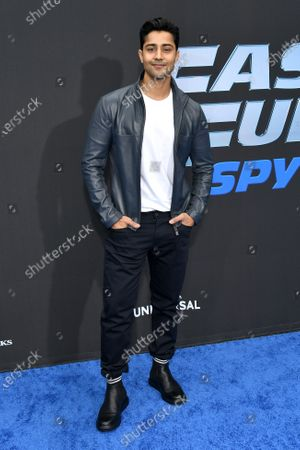 Editorial image of 'Fast & Furious: Spy Racers' TV show premiere, Arrivals, Universal Cinema, Los Angeles, USA - 07 Dec 2019