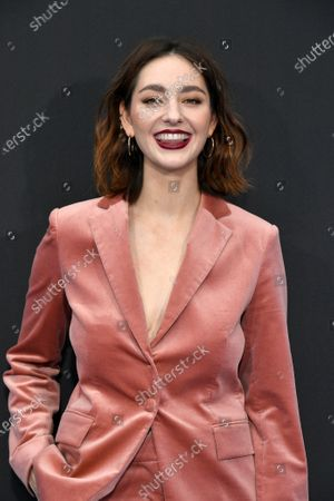 Editorial photo of 'Fast & Furious: Spy Racers' TV show premiere, Arrivals, Universal Cinema, Los Angeles, USA - 07 Dec 2019