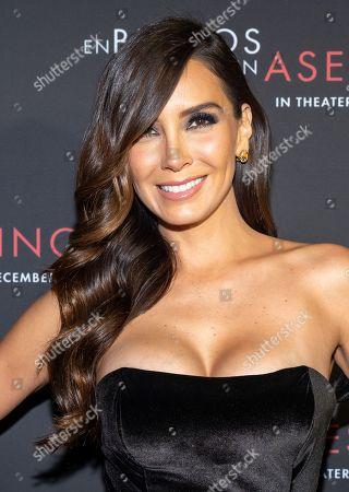 Editorial image of 'En Brazos De Un Asesino' film premiere, Arrivals, Miami, USA - 04 Dec 2019
