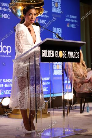 Editorial picture of 77th Annual Golden Globes Nominations, The Beverly Hilton, Los Angeles, USA - 09 Dec 2019