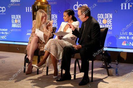 Dakota Fanning, Susan Kelechi Watson and Tim Allen